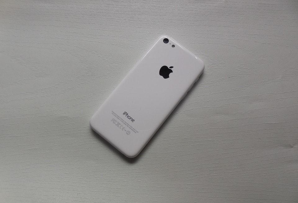 iPhone 5C tok