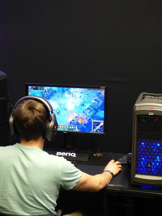 gamer számítógép
